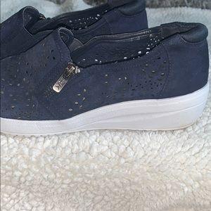 Anne Klein Sport Shoes - Anne Klein Sport Wedge sneak